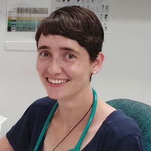 Dr Sophie Scarlet